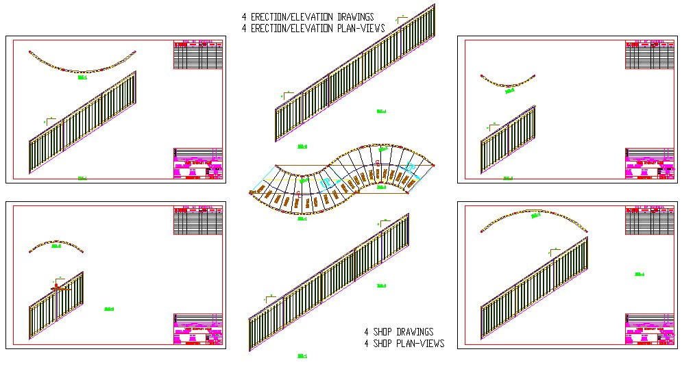 Types of new millennium railings railing systems page for Staircases types
